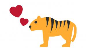 tigre y amor