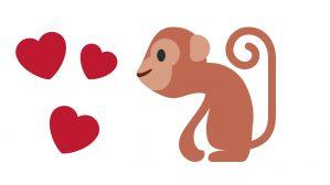 mono y amor 2019