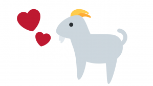 cabra y amor