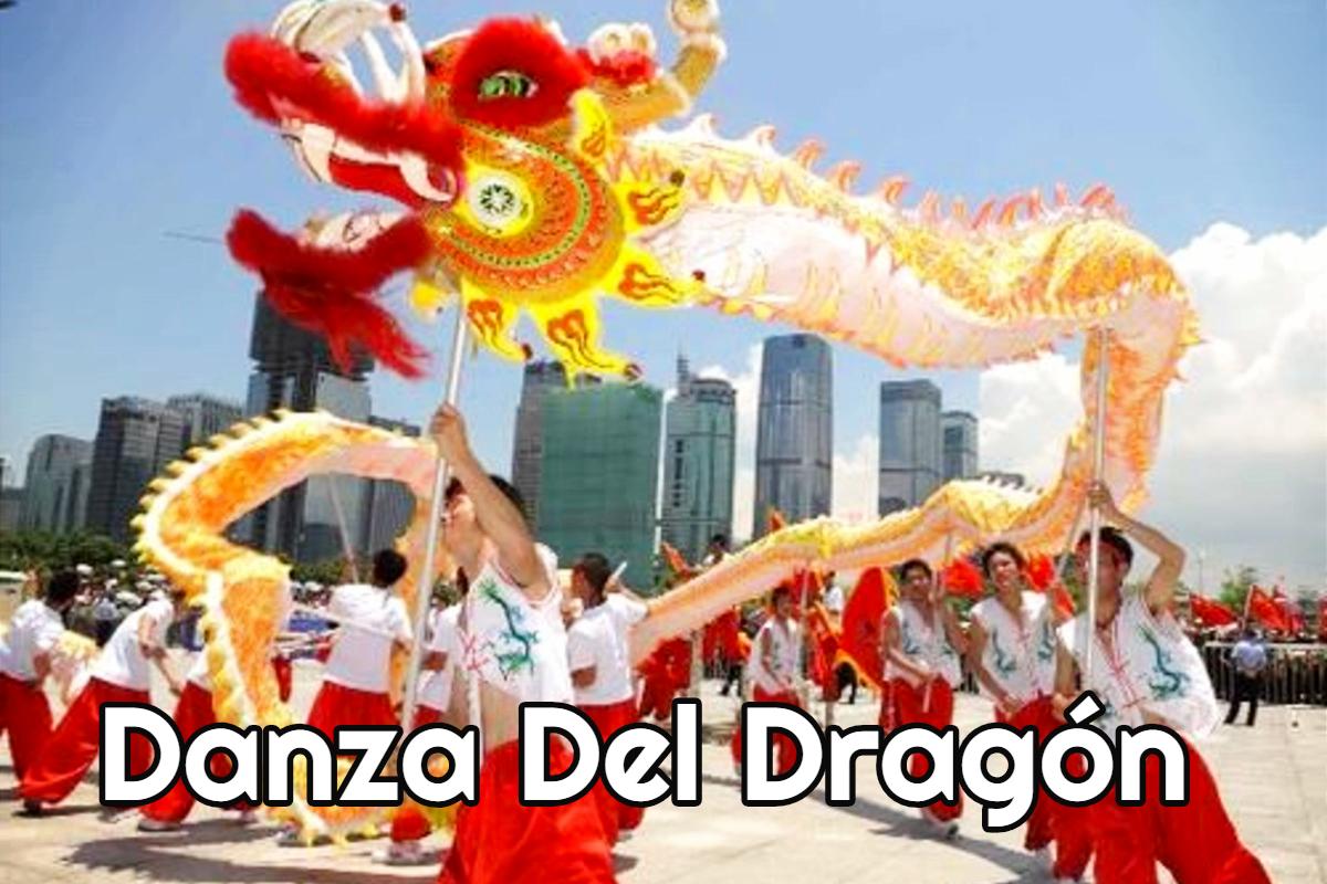danza del dragon chino