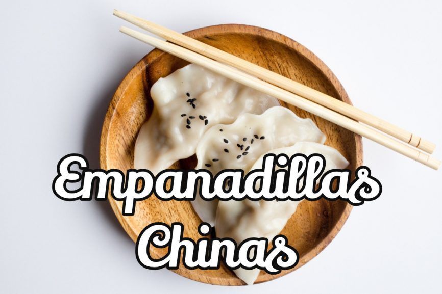 empanadillas chinas
