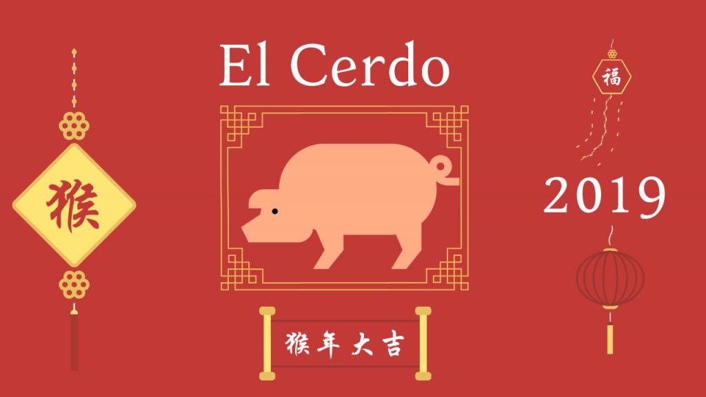 cerdo 2019 horoscopo