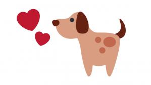 perro y amor