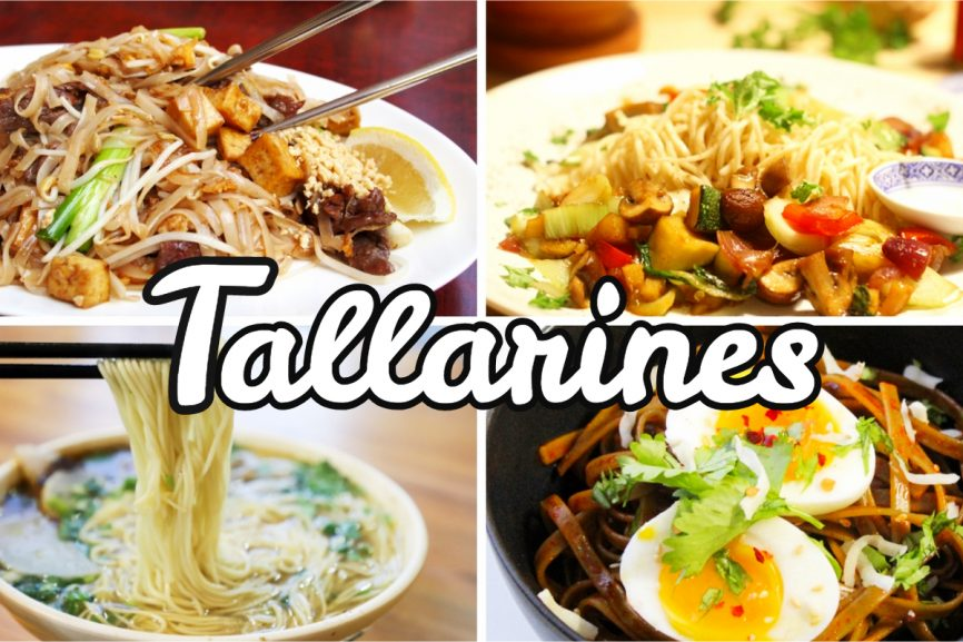 comida china fideos de la longevidad