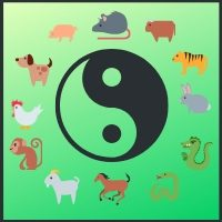12 animales del horoscopo