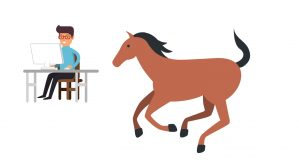 caballo y trabajo 2019