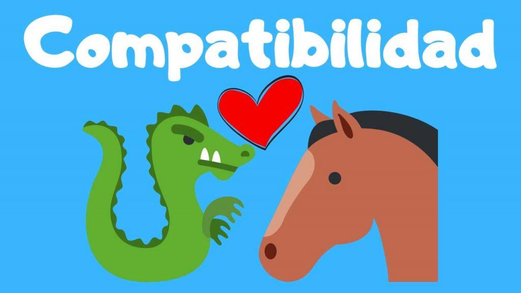 horóscopo chino compatibilidad entre dragón y caballo