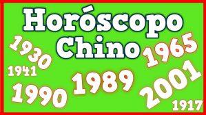 horóscopo chino de tu año