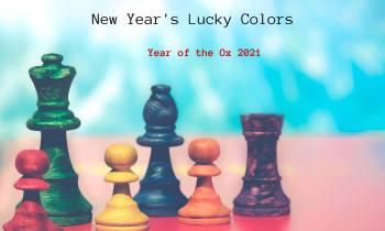 colores de la suerte para el a帽o nuevo