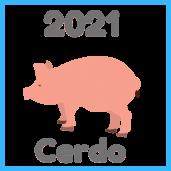 Horóscopo 2021 del Cerdo