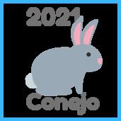 Horóscopo 2021 del Conejo