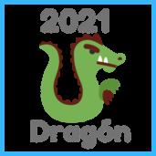 Horóscopo 2021 del Dragón