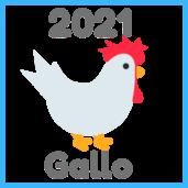 signo zodiacal gallo 2021