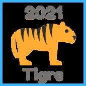 Horóscopo 2021 del Tigre